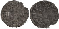 French Royal Obolus Royal French coins Frankreich Königreichr Philip III, Obol Tournois