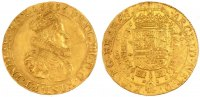 Belgium Double Souverain d'or Foreign Coins Münzen Belgium, Brabant, Philippe IV of Spain, Double Sovereign Golden