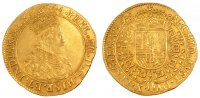Belgium Double Souverain d'or Foreign Coins Mnzen Belgium, Brabant, Philippe IV of Spain, Double Sovereign Golden