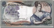 1000 Escudos 1967 Portugal  AU(55-58)  60,00 EUR  zzgl. 10,00 EUR Versand
