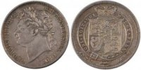 Shilling 1824 Great Britain George IV AU(55-58)  250,00 EUR free shipping