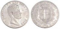 5 Lire 1843 ITALIAN STATES Carlo Alberto VF(30-35)  6567 руб 90,00 EUR  +  730 руб shipping