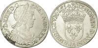 1/2 Ecu 1654 A France 1/2 Écu à la mèche longue Louis XIV 1643-1715 Lou... 180,00 EUR free shipping