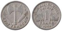Franc 1944 Rouen France Bazor EF(40-45)  25537 руб 350,00 EUR  +  730 руб shipping