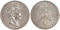 Germany 3 Mark 1910 Berlin unz- Foreign Coins Münzen Germany, Prussia, W... 65,00 EUR