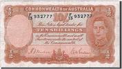 10 Shillings 1939 Australia  EF(40-45)  530,00 EUR Gratis verzending