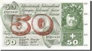 50 Franken 1974 Switzerland  UNC(60-62)  90,00 EUR  +  10,00 EUR shipping