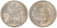 Colonial 20 Cent 1927 Paris unz- Colonial coins Französische Kolonien In... 160,00 EUR