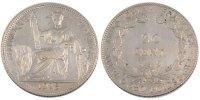 20 Cents 1928 A Französisch Indochina  AU(50-53)  100,00 EUR