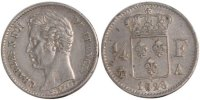 Semi Moderns (1805-1899) 1/4 Franc 1828 Paris ss+ French Moderns Frankre... 90,00 EUR