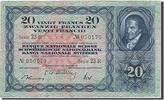 20 Franken 1949 Schweiz  AU(50-53)  70,00 EUR  zzgl. 10,00 EUR Versand