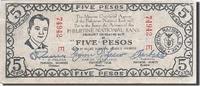 5 Pesos 1942 Philippinen  AU(55-58)  80,00 EUR  zzgl. 10,00 EUR Versand