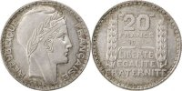 20 Francs 1937 France Turin MS(63)  108.64 US$ 100,00 EUR  +  10.86 US$ shipping