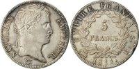 5 Francs 1811 B France Napoléon I AU(55-58)  29910 руб 400,00 EUR  +  748 руб shipping
