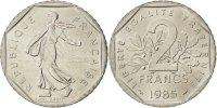2 Francs 1985 France Semeuse MS(63)  5162 руб 70,00 EUR  +  737 руб shipping