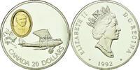 20 Dollars 1992 Royal Canadian Mint Canada Aviation Elizabeth II MS(65-... 10214 руб 150,00 EUR  +  681 руб shipping