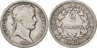 2 Francs 1812 K Frankreich Napoléon I VF(20-25)  260,00 EUR