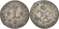 2 Sols 1740 BB Frankreich Double sol (2 sous) en billon Louis XV 1715-1... 180,00 EUR