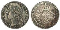 12 Sols, 1/10 ECU 1766 A Frankreich 1/10 Écu au bandeau Louis XV 1715-1... 80,00 EUR  zzgl. 10,00 EUR Versand
