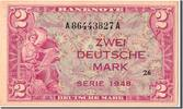 2 Deutsche Mark 1948 GERMANY - FEDERAL REPUBLIC  UNC(60-62)  260,00 EUR free shipping
