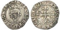 Gros Paris Frankreich 1380-1422 Charles VI le Fol EF(40-45)  100,00 EUR  zzgl. 10,00 EUR Versand