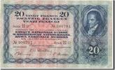 20 Franken 1947 Switzerland  AU(50-53)  80,00 EUR  + 6,00 EUR frais d'envoi