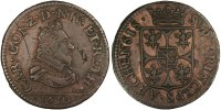 Feudal and provincials Liard 1610 Charleville VF+ French Feudale Münzen ... 180,00 EUR