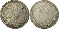 1/2 Ecu 1647 A France 1/2 Écu à la mèche longue Louis XIV 1643-1715 Lou... 14981 руб 220,00 EUR  +  681 руб shipping