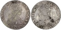 French Royal Ecu 1655 Saint-Palais s Royal French coins Frankreich König... 18194 руб