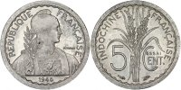 5 Cents 1946 (a) Französisch Indochina  MS(64)  500,00 EUR
