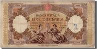 10,000 Lire 1951 Italy  VF(30-35)  190,00 EUR free shipping