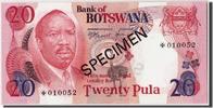 20 Pula  Botswana  UNC(65-70)  95,00 EUR  +  10,00 EUR shipping