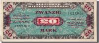20 Mark 1944 Deutschland  AU(50-53)  65,00 EUR  zzgl. 10,00 EUR Versand