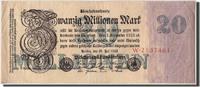 20 Millionen Mark 1923 Deutschland  VF(30-35)  13,00 EUR