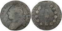 French Revolution (1789-1804) 12 Deniers 1793 Orléans s French Revolutio... 60,00 EUR