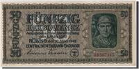50 Karbowanez 1942 Ukraine 1942-03-10, KM:54 SS+  160,00 EUR kostenloser Versand