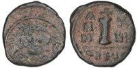 Decanummium Antioch  Maurice Tiberius 582-602 VF(30-35)  80,00 EUR