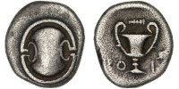 1/4 Stater Thebes   EF(40-45)  180,00 EUR free shipping