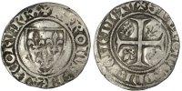 Blanc Sainte-Ménéhould France 1380-1422 Charles VI le Fol EF(40-45)  240,00 EUR envoi gratuit