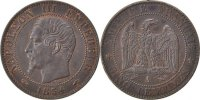 Semi Moderns (1805-1899) 5 Centimes 1854 Paris st French Moderns Frankre... 90,00 EUR