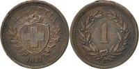 Rappen 1877 B Suisse  AU(50-53)  90,00 EUR  + 6,00 EUR frais d'envoi