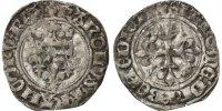 Gros Paris Frankreich 1380-1422 Charles VI le Fol EF(40-45)  100,00 EUR