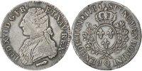 Ecu 1784 Q France Écu aux branches d'olivier Louis XVI AU(50-53)  348,00 EUR free shipping