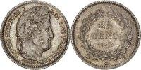 25 Centimes 1845 B France Louis-Philippe MS(63)  120,00 EUR  Excl. 10,00 EUR Verzending