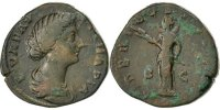 Sestertius Roma  Faustina II VF(30-35)  180,00 EUR free shipping