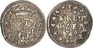 Kreuzer 1703 Wertheim Deutsch Staaten Heinrich Friedrich AU(50-53)  290,00 EUR kostenloser Versand