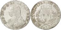 Ecu 1727 L Frankreich Écu aux branches d'olivier Louis XV 1715-1774 Lou... 70,00 EUR  zzgl. 10,00 EUR Versand