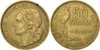 50 Francs 1950 France Guiraud EF(40-45)  27667 руб 370,00 EUR  +  748 руб shipping