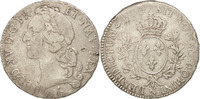 Ecu Montpellier Frankreich 1715-1774 Louis XV le Bien-Aimé EF(40-45)  90,00 EUR  zzgl. 10,00 EUR Versand