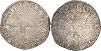 1/4 Ecu 1591 Nantes France 1589-1610 Henri IV le Vert-Galant EF(40-45)  120,00 EUR  +  10,00 EUR shipping